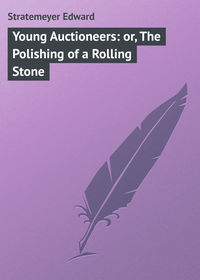 Stratemeyer Edward - Young Auctioneers: or, The Polishing of a Rolling Stone