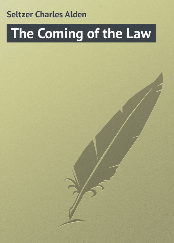 Seltzer Charles Alden The Coming of the Law making law – the stae the law