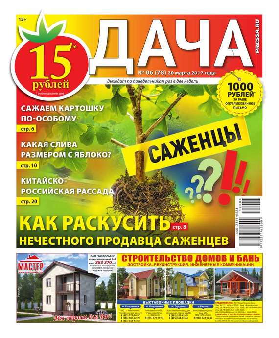 Дача Pressa.ru 06-2017