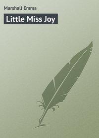 Marshall Emma - Little Miss Joy