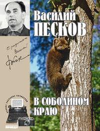 Песков, Василий  - Полное собрание сочинений. Том 1. В соболином краю