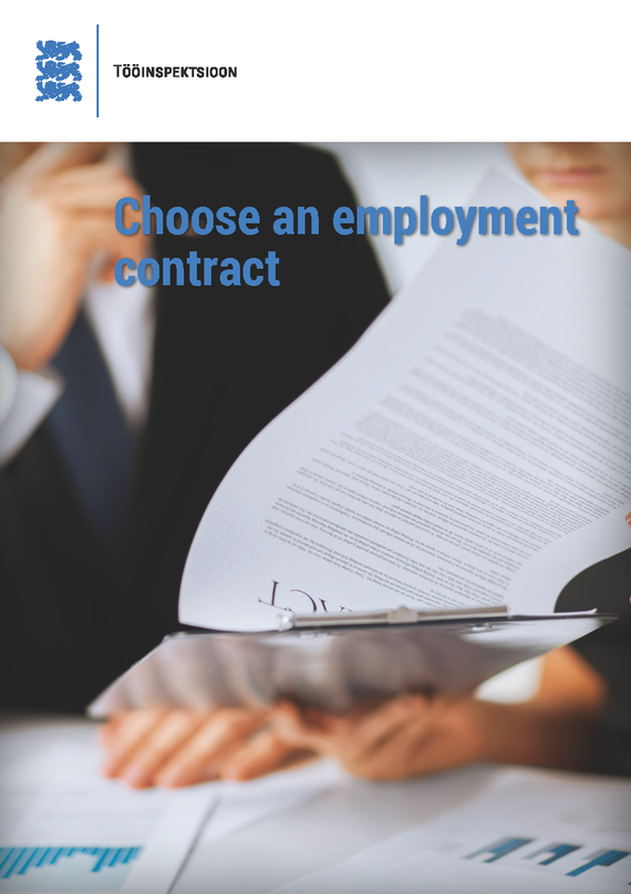 Choose an employment contract