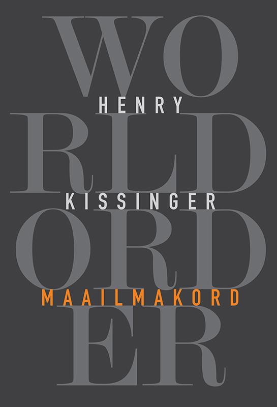 Henry Kissinger Maailmakord детский купальник kissinger europe 1514