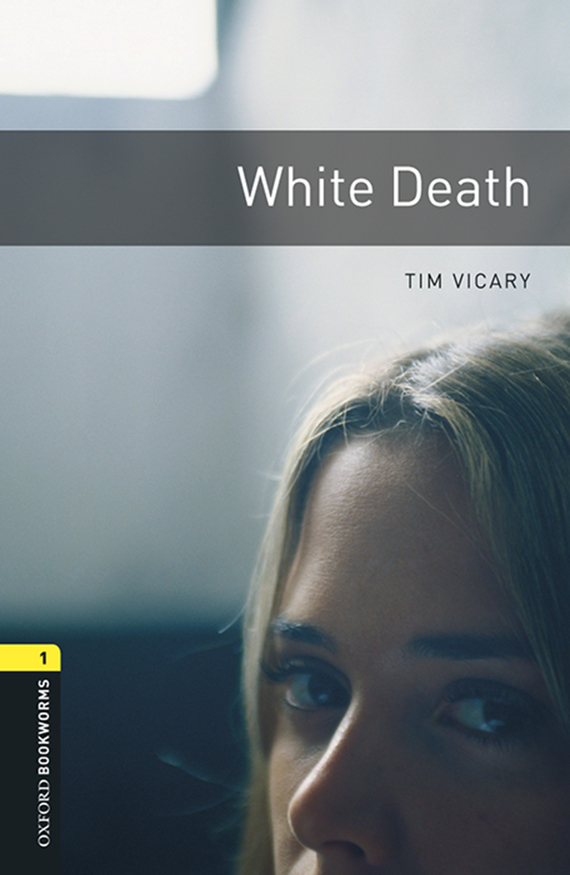 Tim Vicary White Death tim vicary space