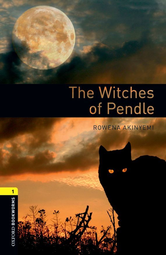 Rowena Akinyemi The Witches of Pendle a few of the girls