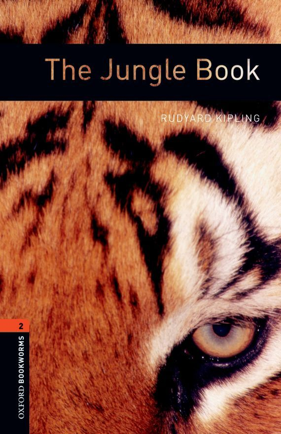 Редьярд Киплинг The Jungle Book new lone wolf and cub v 7