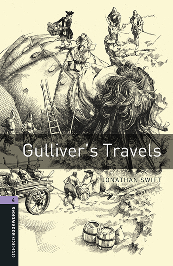 the symbolism of bodily functions in jonathan swifts gullivers travels