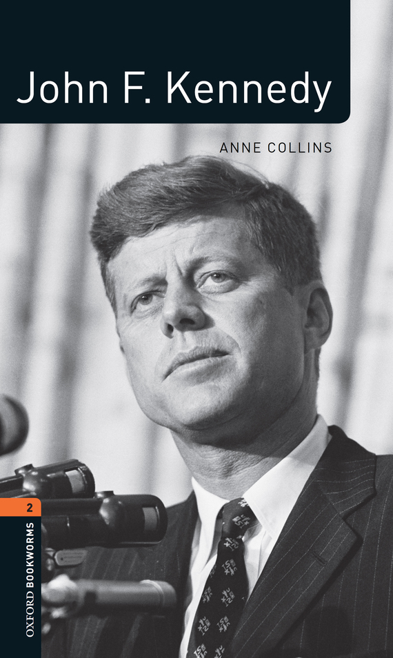 Anne  Collins John F. Kennedy