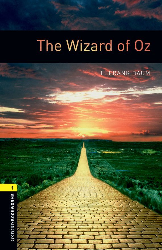 Baum L. Frank The Wizard of Oz the wizard