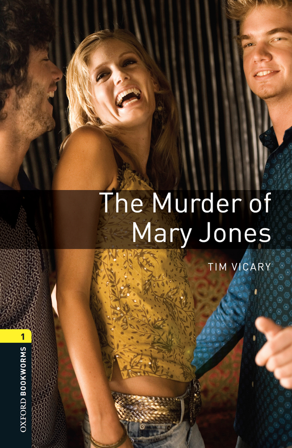Tim Vicary The Murder of Mary Jones the murder wall