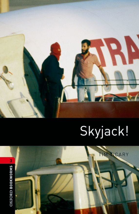 Tim Vicary Skyjack! tim vicary space
