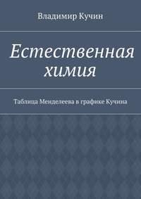Кучин, Владимир  - Естественная химия. Таблица Менделеева вграфике Кучина