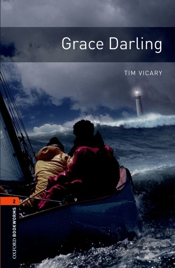 Tim Vicary Grace Darling girl on the boat