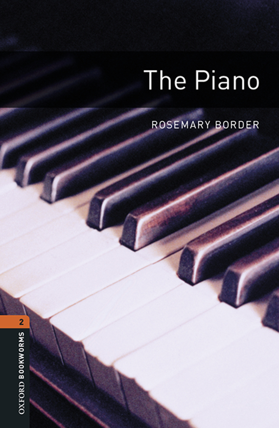Rosemary Border The Piano piano books for the young musician