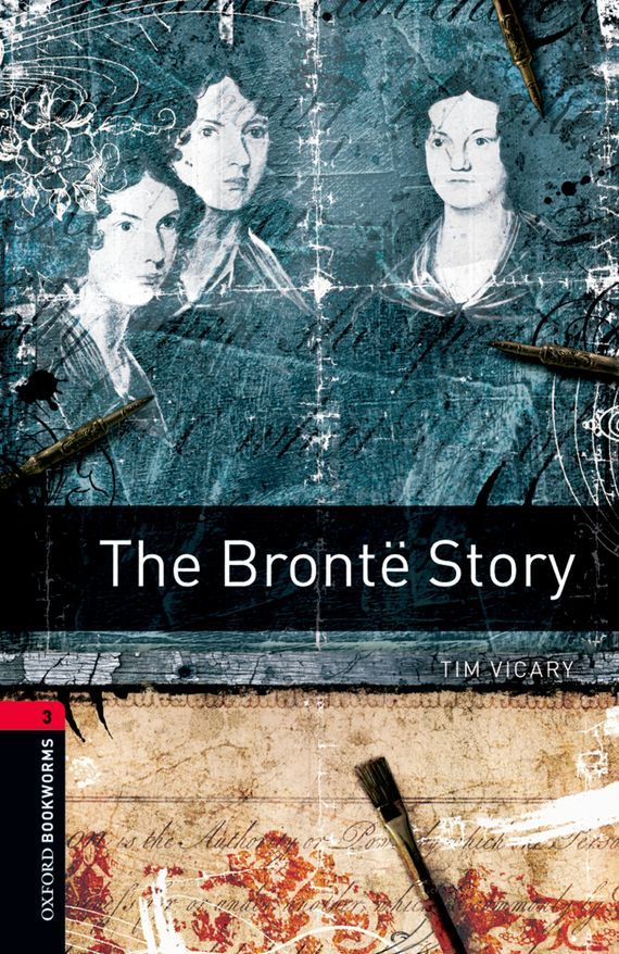 Tim Vicary The Brontë Story