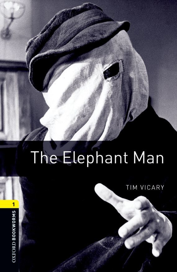 Tim Vicary The Elephant Man tim vicary space