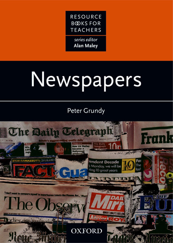 Peter Grundy Newspapers 100 ideas for primary teachers interventions