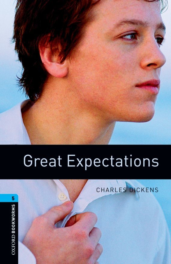 Чарльз Диккенс Great Expectations cambridge young learners english flyers 5 answer booklet