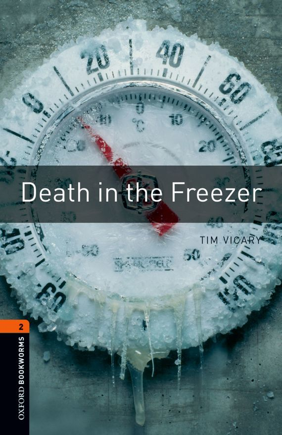 Tim Vicary Death in the Freezer tim vicary space