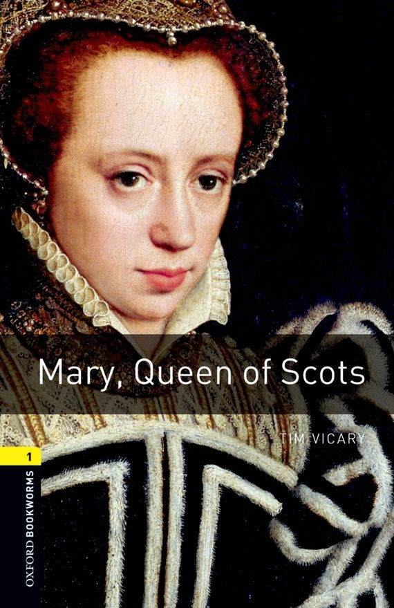 Tim Vicary Mary Queen of Scots лента клейкая stayer master 1221 50 25