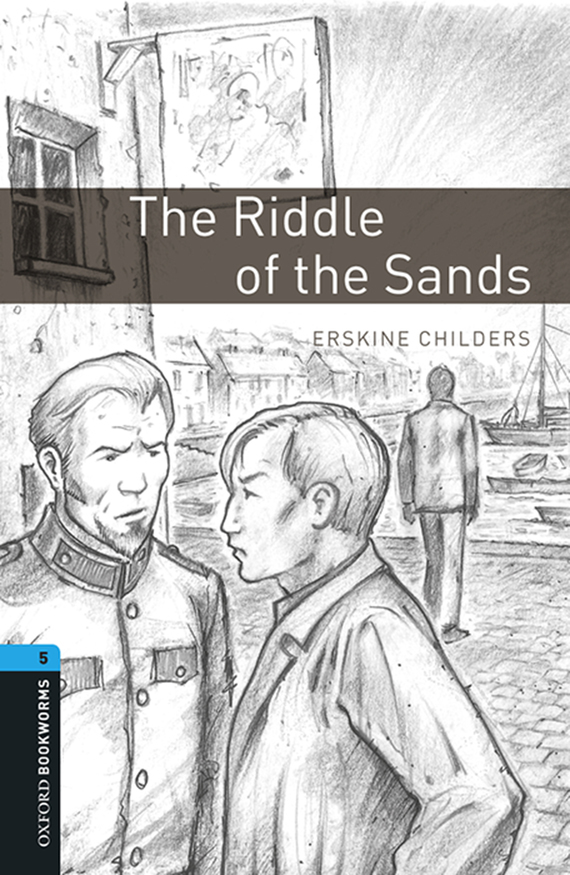 Erskine  Childers The Riddle of the Sands clara erskine clement ángeles