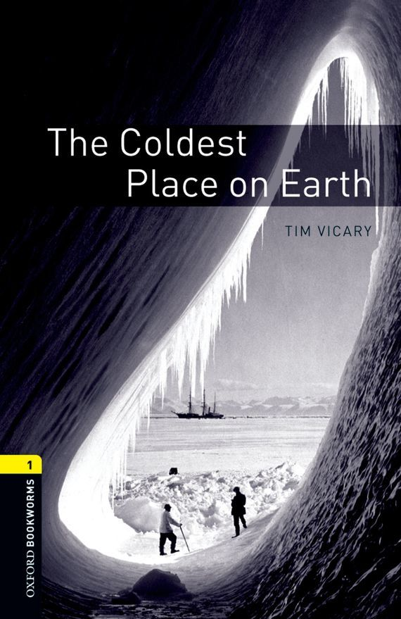 Tim Vicary The Coldest Place on Earth journey to the center of the earth