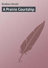 Bindloss Harold - A Prairie Courtship