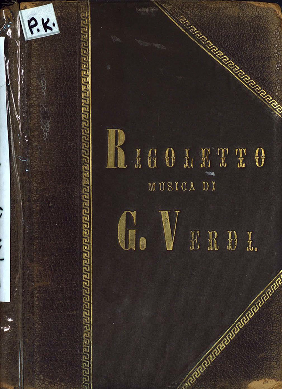 Джузеппе Верди Rigoletto jack