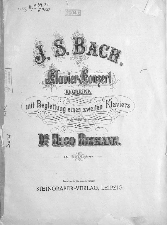 Klavier-Konzert