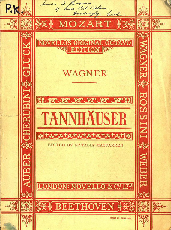 Tannhauser and the tournament of song at wartburg от ЛитРес