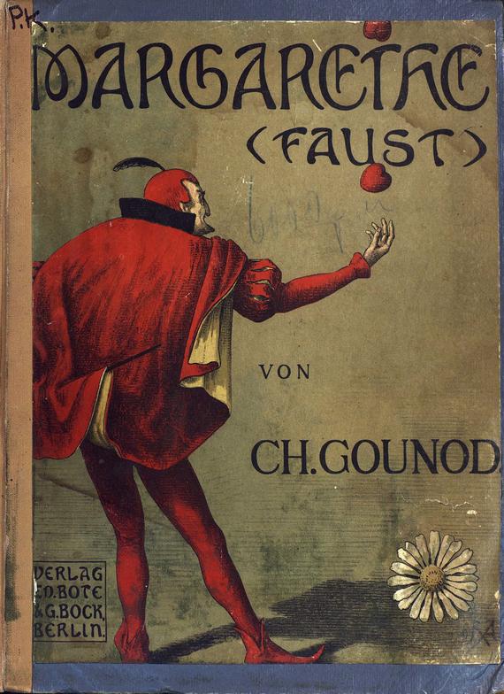 Шарль Франсуа Гуно Margarethe. (Faust) цена