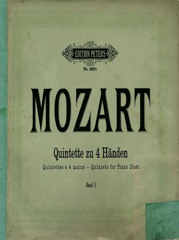 Вольфганг Амадей Моцарт Quintette книги эксмо вольфганг амадей моцарт иллюстрированная биография