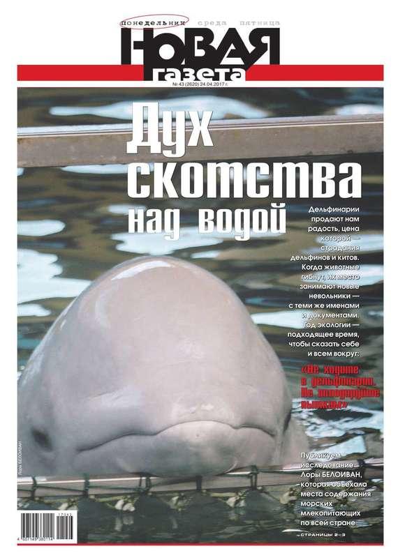 Редакция газеты Новая газета Новая Газета 43-2017