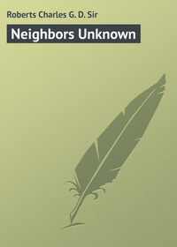 D., Roberts Charles G.  - Neighbors Unknown