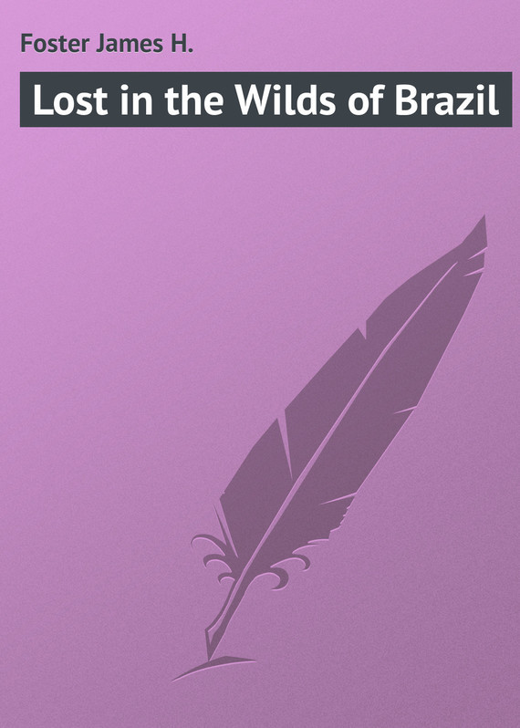 Foster James H. Lost in the Wilds of Brazil