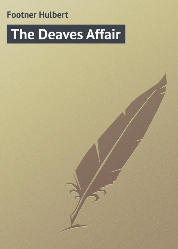 The Deaves Affair