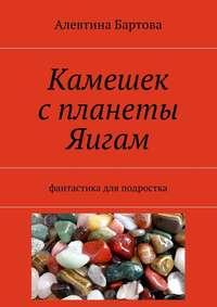 Бартова, Алевтина  - Камешек с планеты Яигам. Фантастика для подростка