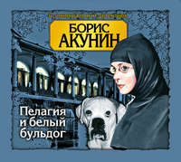 Акунин, Борис  - Пелагия и белый бульдог