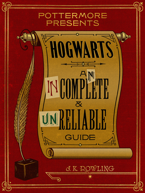 Дж. К. Роулинг Hogwarts: An Incomplete and Unreliable Guide shubhini saraf a k srivastava and gyanendra singh niosome based delivery of an antitubercular drug