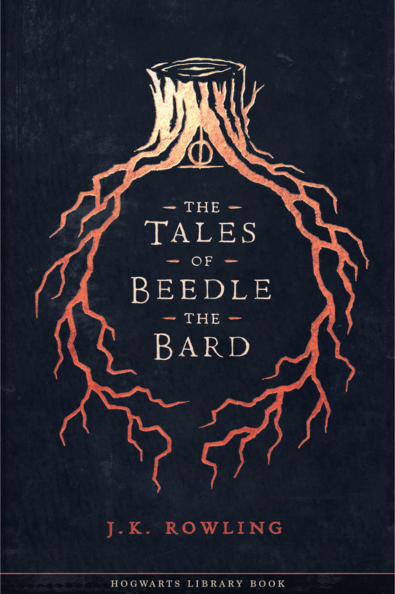 Дж. К. Роулинг The Tales of Beedle the Bard киплинг р plain tales from the hills простые рассказы с гор