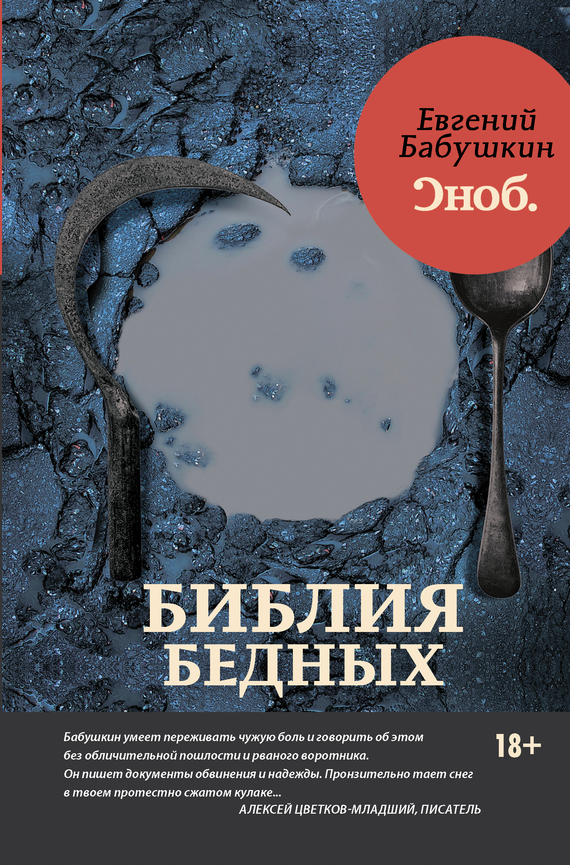 Евгений Бабушкин Библия бедных научная литература как источник специальных знаний