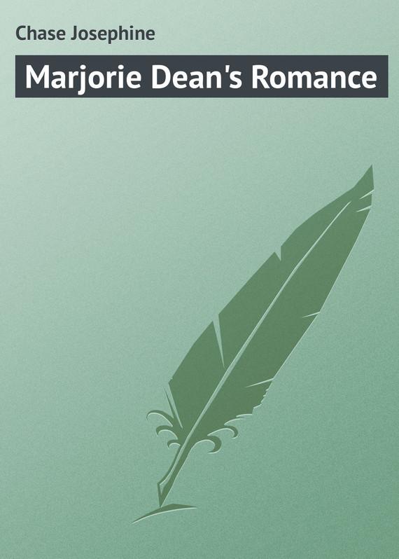 Chase Josephine Marjorie Dean's Romance chase josephine marjorie dean college senior