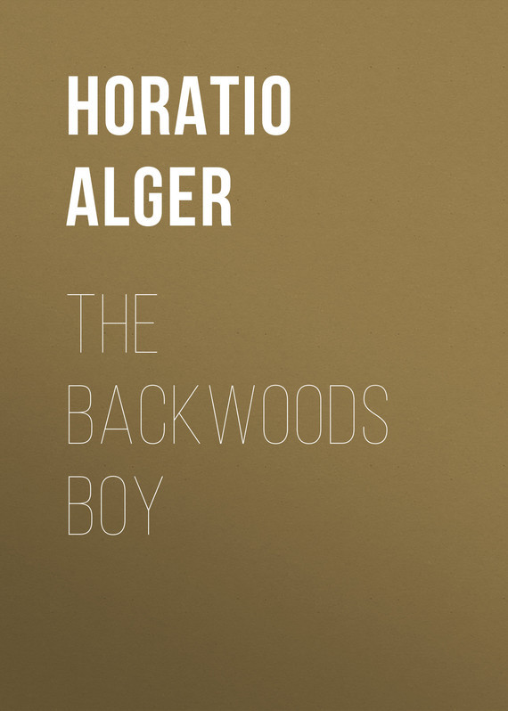 Alger Horatio Jr. The Backwoods Boy horatio alger jr bernard brooks adventures the experience of a plucky boy