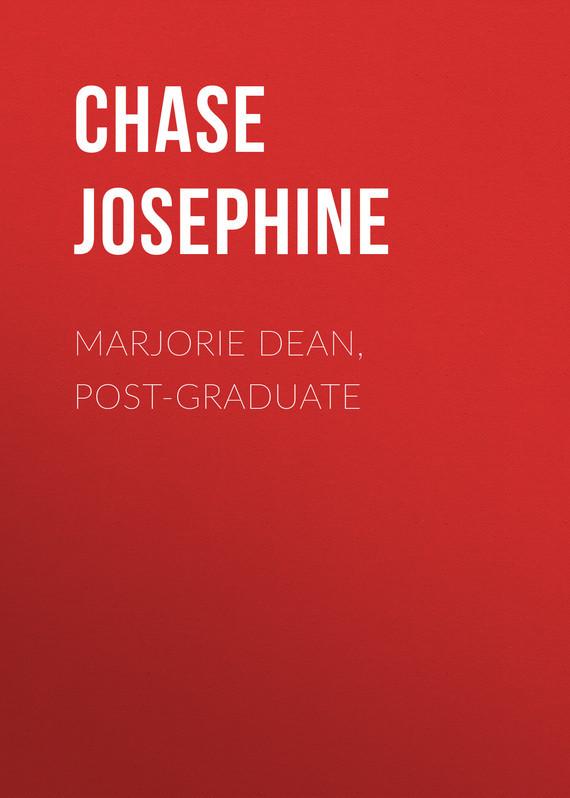 Chase Josephine Marjorie Dean, Post-Graduate chase josephine marjorie dean college senior