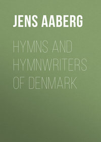 Aaberg Jens Christian - Hymns and Hymnwriters of Denmark