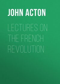 - Lectures on the French Revolution