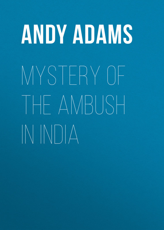 Adams Andy Mystery of the Ambush in India scavengers in india page 1