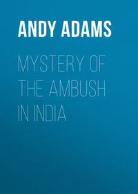Andy, Adams  - Mystery of the Ambush in India