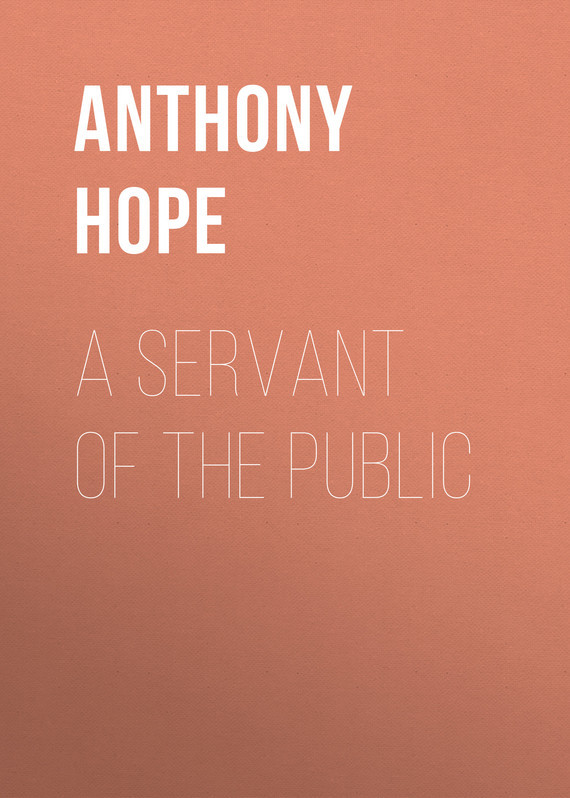 Hope Anthony A Servant of the Public футболка print bar servant of darkness