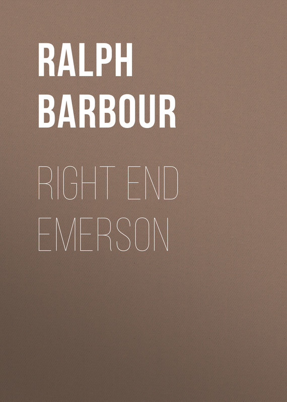 Barbour Ralph Henry Right End Emerson